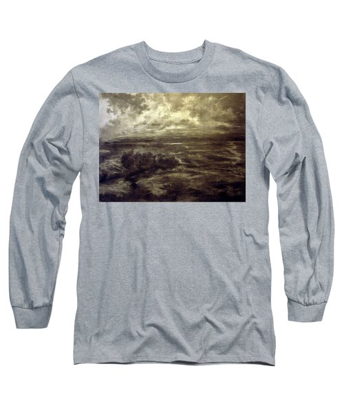 After Rain Long Sleeve T-Shirt by Mikhail Savchenko