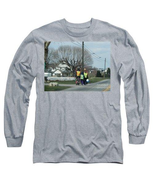 After School Long Sleeve T-Shirt
