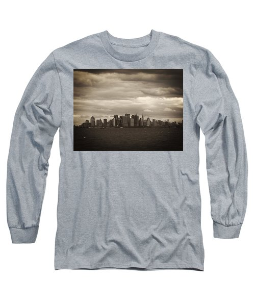 After The Attack Long Sleeve T-Shirt