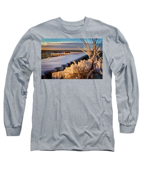 After The Blow Long Sleeve T-Shirt