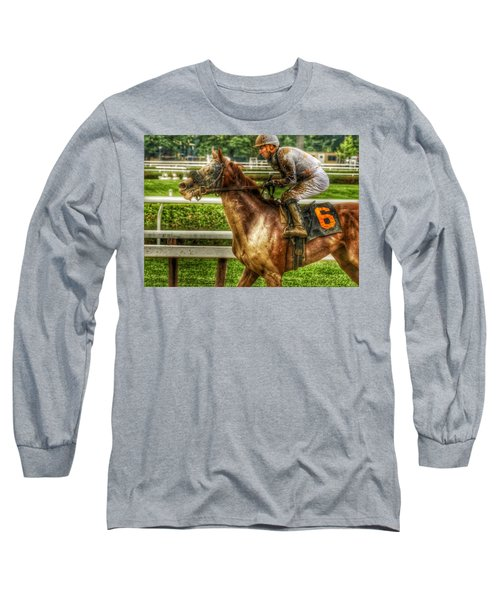 After The Mud Long Sleeve T-Shirt