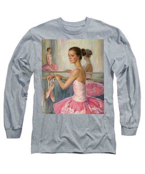 After The Rehearsal Long Sleeve T-Shirt