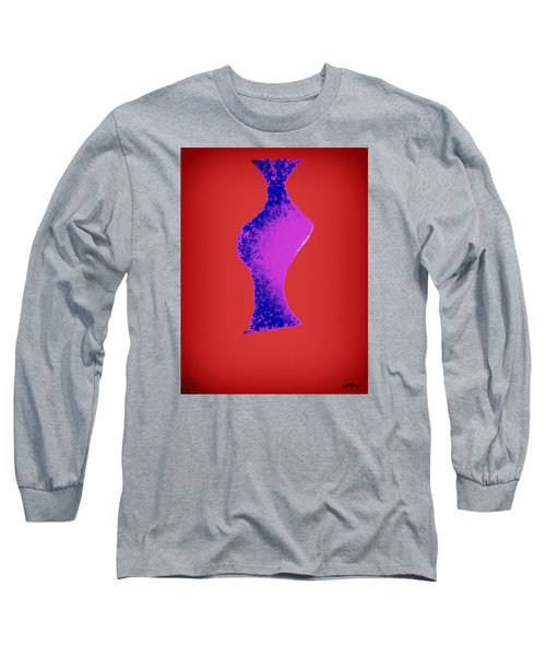 Long Sleeve T-Shirt featuring the painting After We Are Gone by Bill OConnor