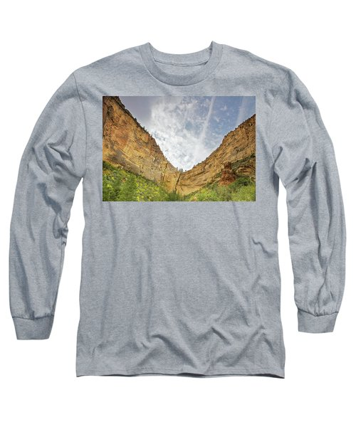 Afternoon In Boynton Canyon Long Sleeve T-Shirt