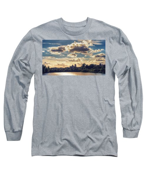 Afternoon Sun Long Sleeve T-Shirt