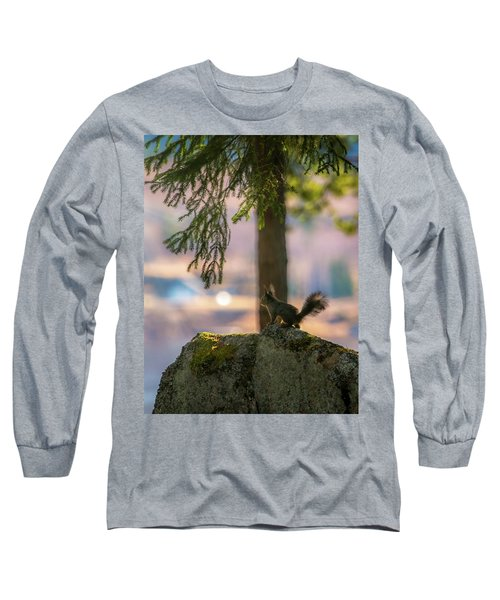 Against Brighter Times Long Sleeve T-Shirt