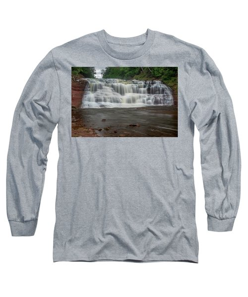 Agate Falls Long Sleeve T-Shirt