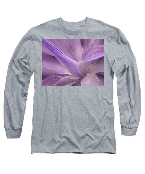 Agave Attenuata Abstract 2 Long Sleeve T-Shirt