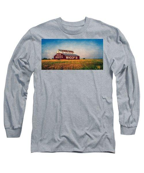 Aggie Barn 2015 Long Sleeve T-Shirt