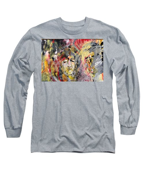 Agony Long Sleeve T-Shirt