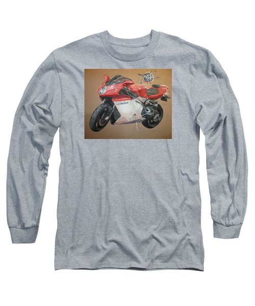 Agusta Long Sleeve T-Shirt by Cherise Foster