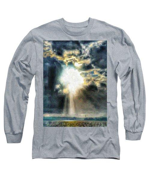 Ahhhh The Sun Long Sleeve T-Shirt
