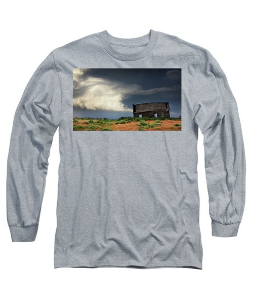 The Unattended  Long Sleeve T-Shirt