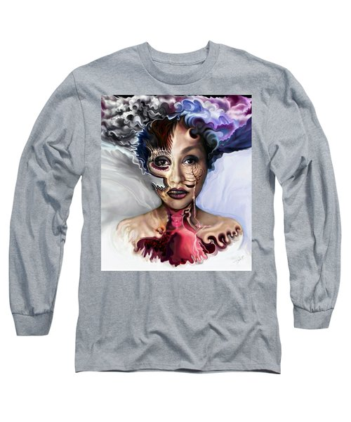 Air Oil Ash Long Sleeve T-Shirt