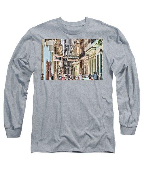 Aire Acondicionado Long Sleeve T-Shirt