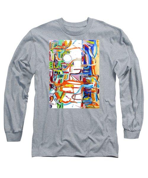 Airshaft Long Sleeve T-Shirt