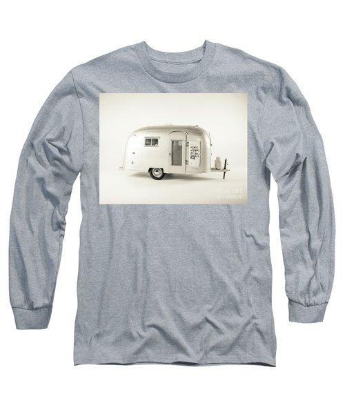 Airstream Bambi Camper Long Sleeve T-Shirt