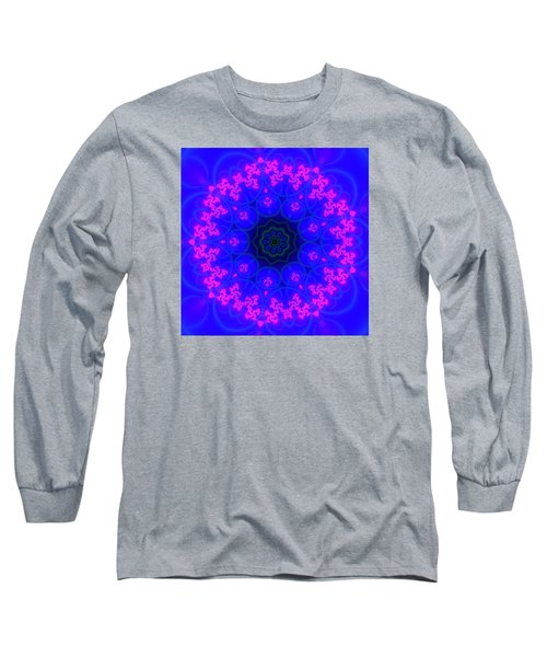 Akbal 9 Beats 2 Long Sleeve T-Shirt by Robert Thalmeier