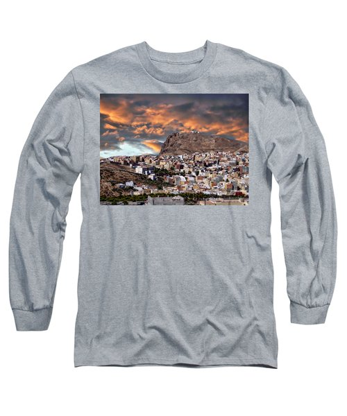 Al Hoceima - Morocco Long Sleeve T-Shirt