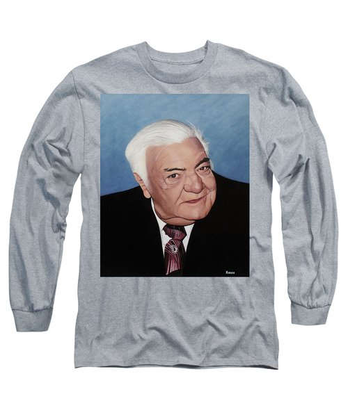 Elie Benyacar Aka Al Mucher Long Sleeve T-Shirt