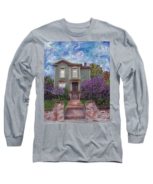 Alameda 1888 - Italianate Long Sleeve T-Shirt