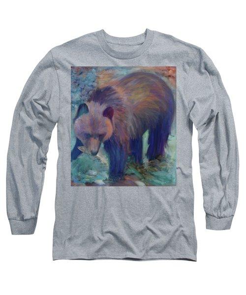 Alaska Bear  Long Sleeve T-Shirt