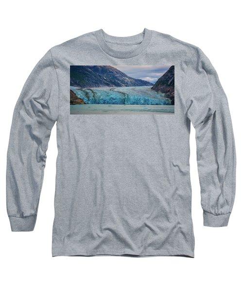 Alaska Glacier Long Sleeve T-Shirt