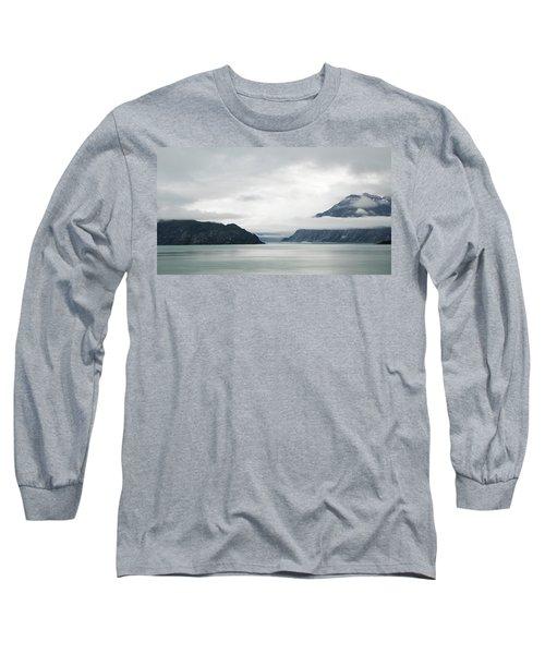 Alaska Waters Long Sleeve T-Shirt