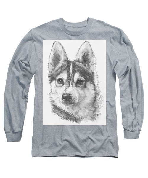 Alaskan Klee Kai Long Sleeve T-Shirt