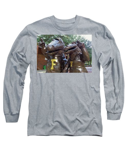 Albert And Alberta Long Sleeve T-Shirt