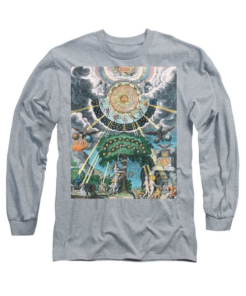 Alchemy Coagulation Long Sleeve T-Shirt