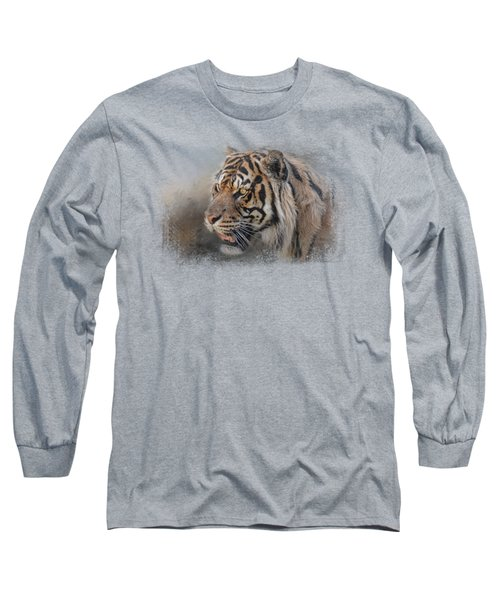 Alert Bengal Long Sleeve T-Shirt