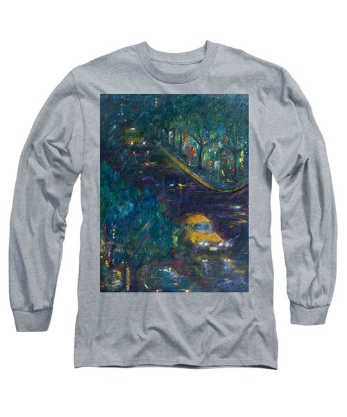 Alexandria Long Sleeve T-Shirt by Leela Payne