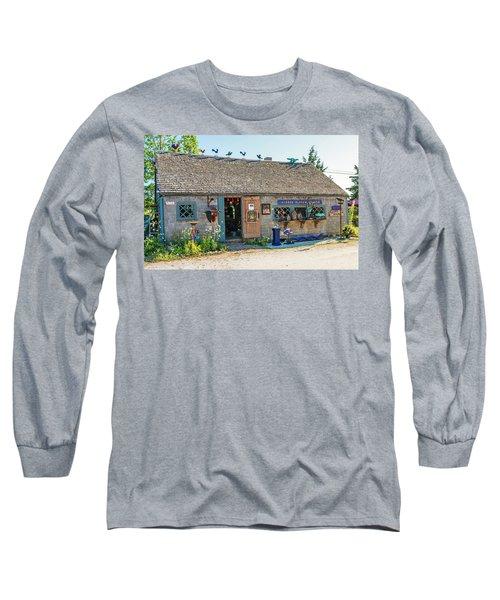 Alfie Glover's Bird Barn Long Sleeve T-Shirt