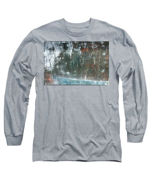 Algonquin Forest River Long Sleeve T-Shirt