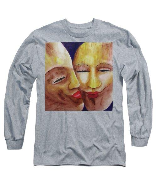 Aligned Long Sleeve T-Shirt