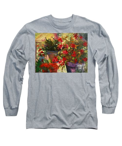 All About Red Long Sleeve T-Shirt