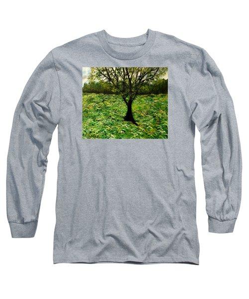 All Around The Turmoil Long Sleeve T-Shirt