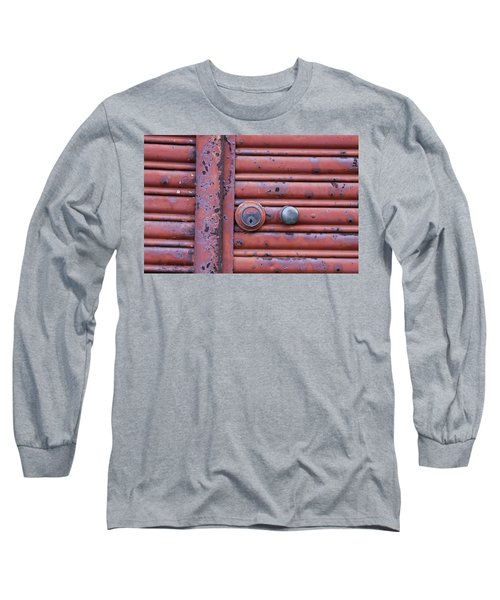 All Locked Up Long Sleeve T-Shirt