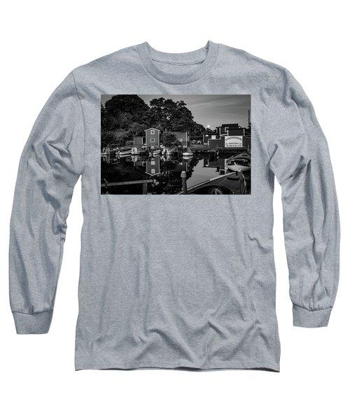 All Quiet Long Sleeve T-Shirt