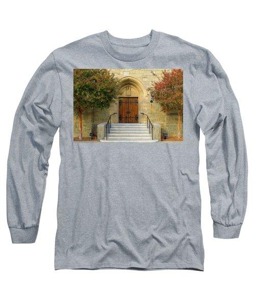 All Saints Church, Pasadena, California Long Sleeve T-Shirt