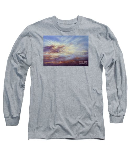 All Too Soon Long Sleeve T-Shirt by Valerie Travers