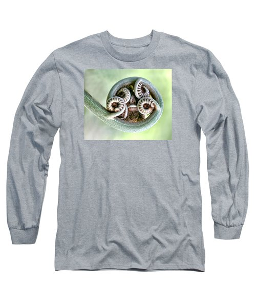 All Wound Up Long Sleeve T-Shirt