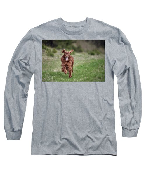 Allegro's March Long Sleeve T-Shirt