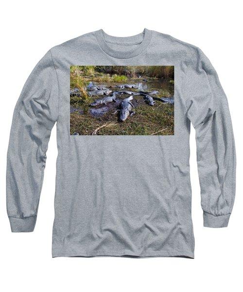 Alligators 280 Long Sleeve T-Shirt