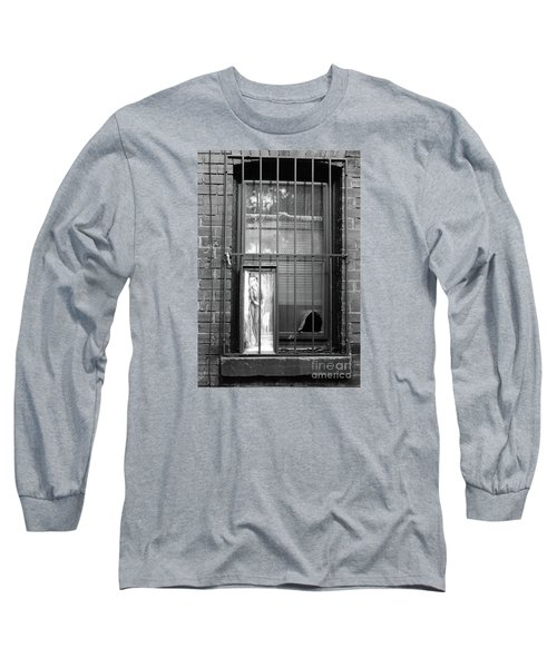 Long Sleeve T-Shirt featuring the photograph Almost Home by Joe Jake Pratt
