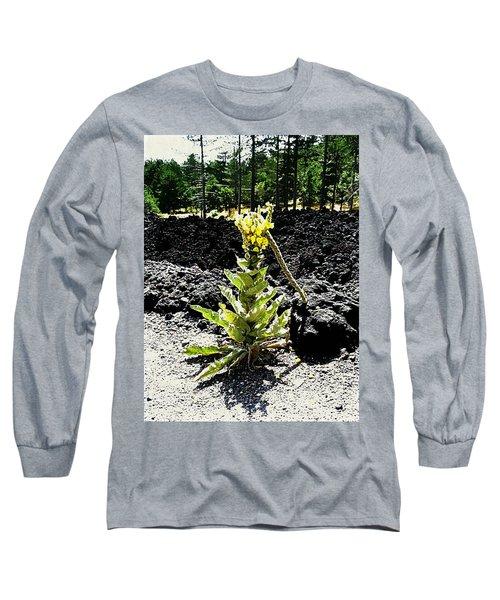 Alone Again Long Sleeve T-Shirt