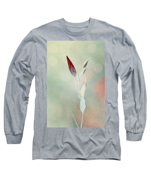 Alone In The Light Long Sleeve T-Shirt