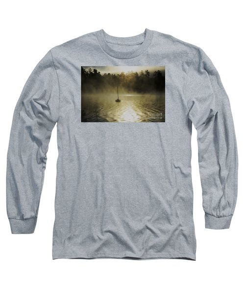 Alone Long Sleeve T-Shirt by Sherman Perry