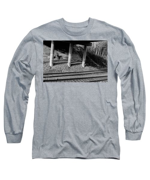 Long Sleeve T-Shirt featuring the photograph Alone Time by Tara Lynn
